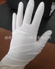 一次性医用橡胶检查手套